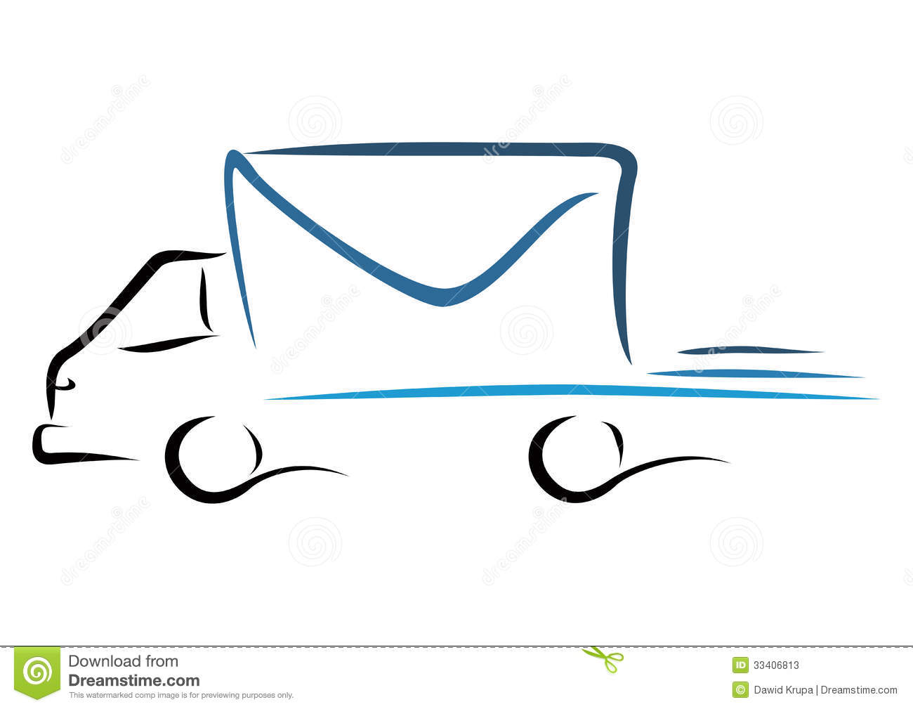 delivery truck clipart images - photo #9