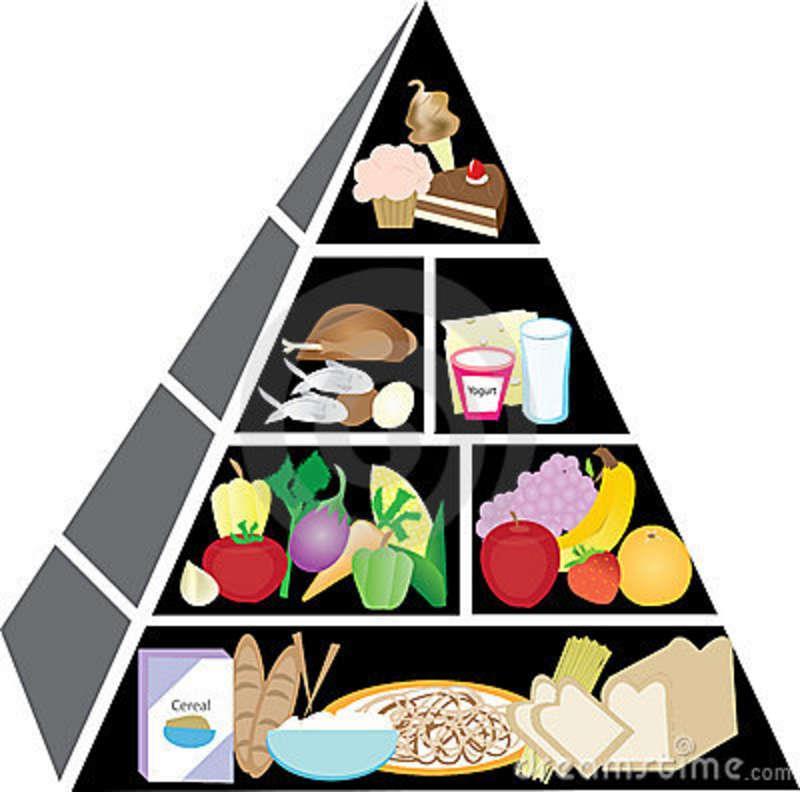 food pyramid clipart clipart panda free clipart images rh clipartpanda com Canned Food Clip Art Food Clip Art