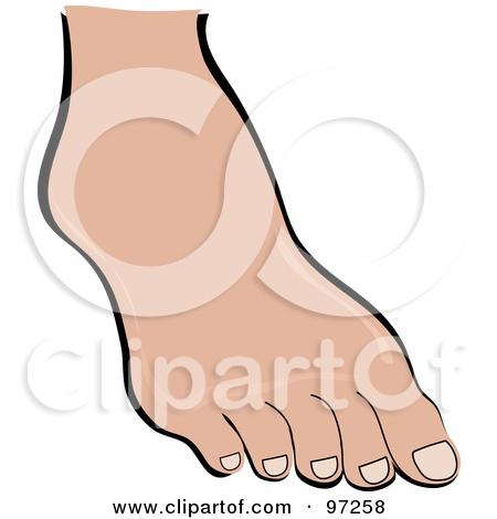 Foot Clip Art Free