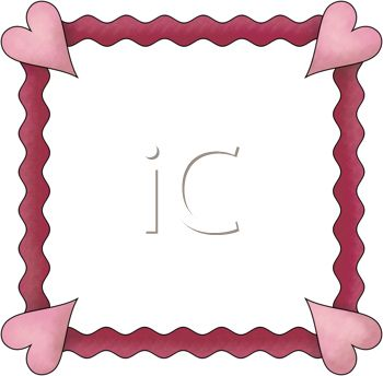 Heart page border frame clipart panda free clipart images clipart info voltagebd Image collections
