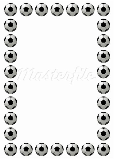 Football Borders And Frames | Clipart Panda - Free Clipart Images