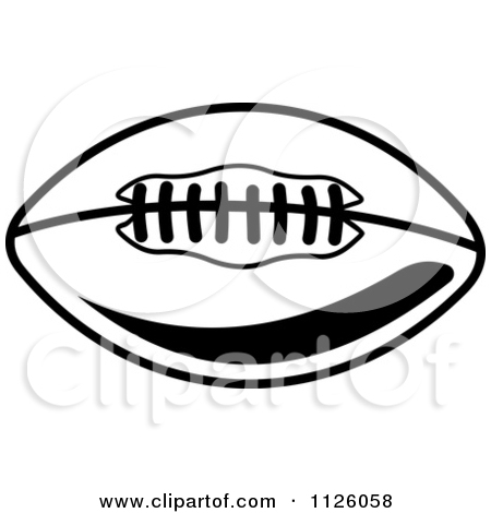 football%20clipart%20black%20and%20white