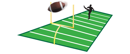 field goal kick step by step clipart panda free clipart images rh clipartpanda com field goal post clipart Football Clip Art