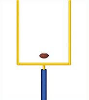 clipart football goal post clipart panda free clipart images rh clipartpanda com goal post clipart goal post clips