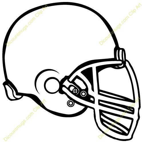 football helmet clipart - photo #15