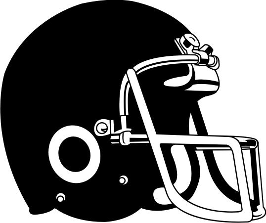 Football Helmet Clipart 4 Clipart Panda