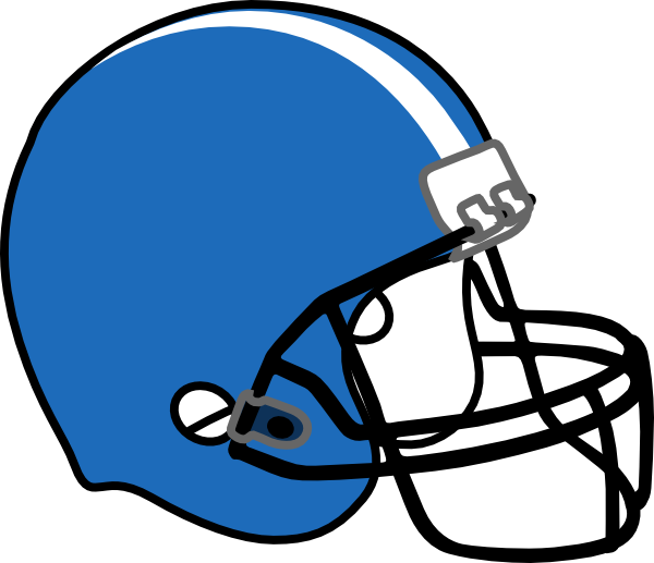 Football helmet images clip art