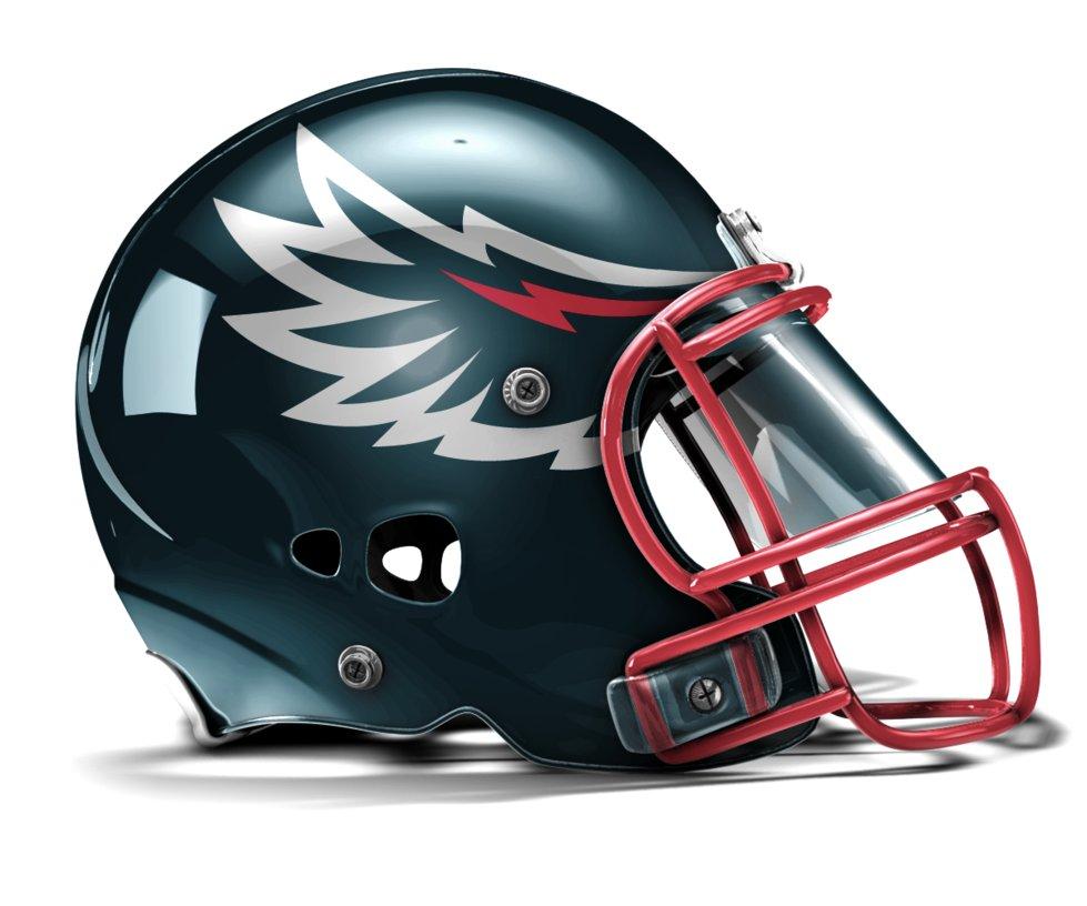 football helmet template psd free