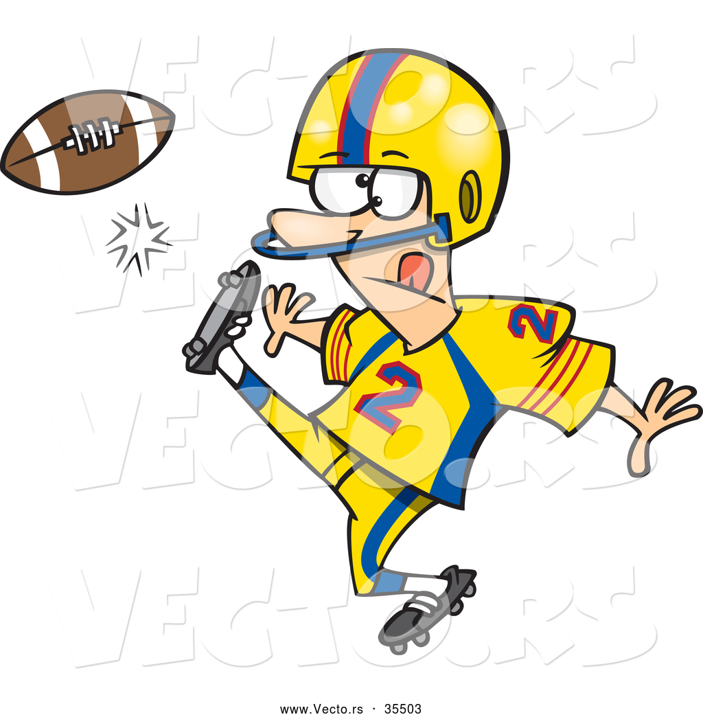 football player clipart images - photo #34