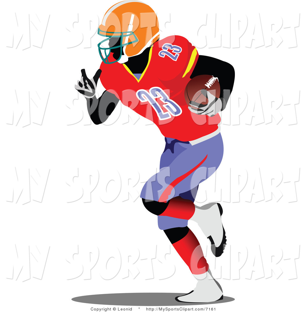 football-player-clip-art-sports-clip-art-of-a-american-football-player    American Football Clipart