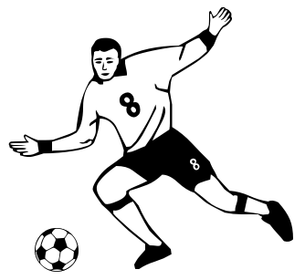 football players clipart clipart panda free clipart images rh clipartpanda com football player clipart free football player clipart png