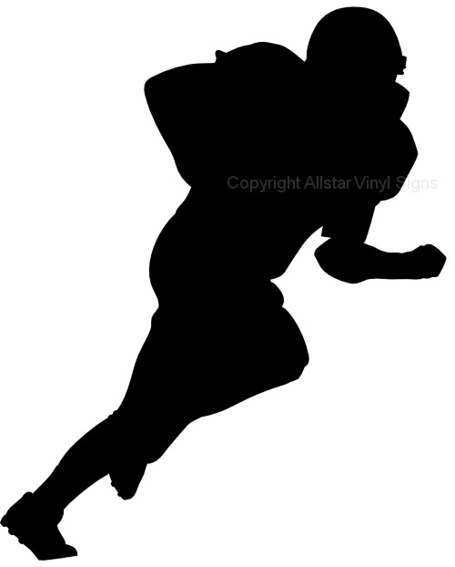 football player running silhouette clipart panda free Football Player Spell Football Football Player Spell Football
