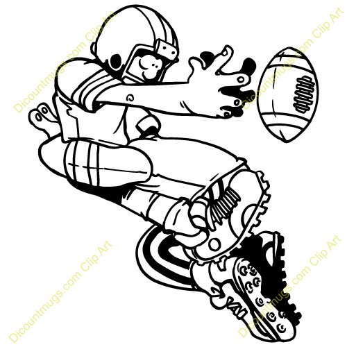 Football Tackle Free Clipart