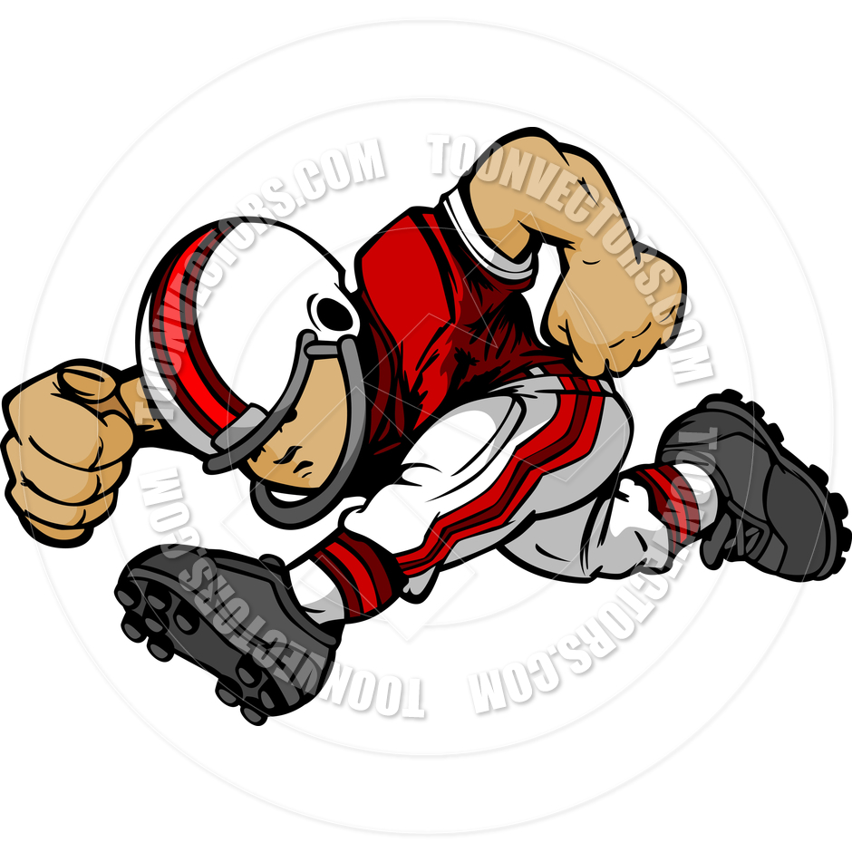 football player clipart images - photo #48