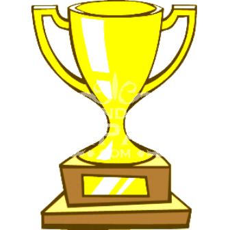 Clip Art Clipart Trophy animated trophies clip art cfxq download