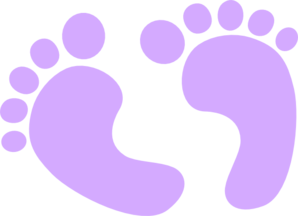 footstep%20clipart