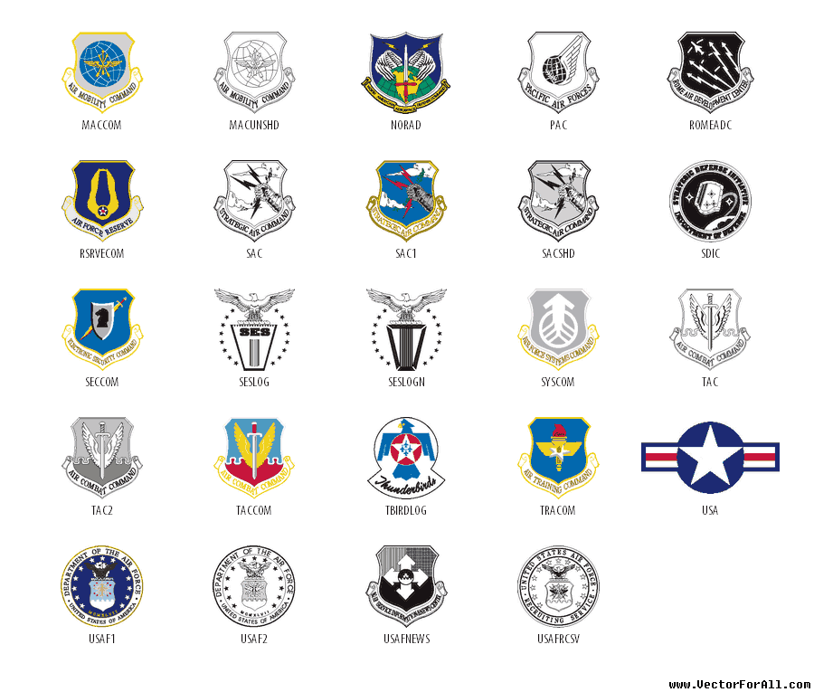 Herald usa air force clipart 2 clipart panda free clipart images download voltagebd Images