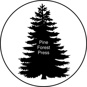 Clip Art Pine Trees Black And White