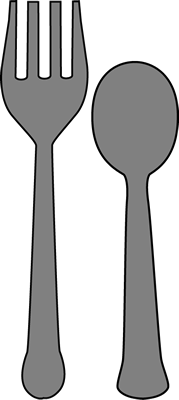 spoon and fork clipart clipart panda free clipart images rh clipartpanda com fork and spoon clipart fork and spoon clipart
