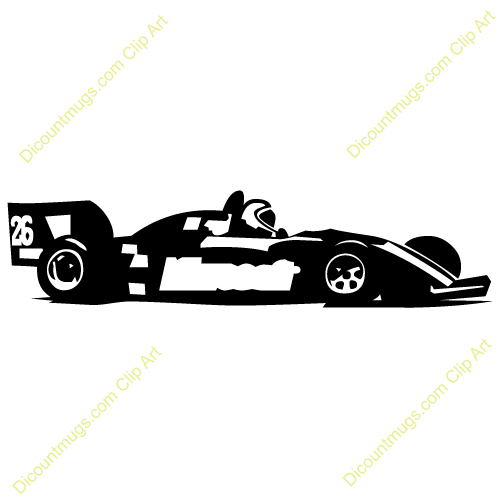 Car Race Starting Line Clipart Formula 1 Race Car Clipart