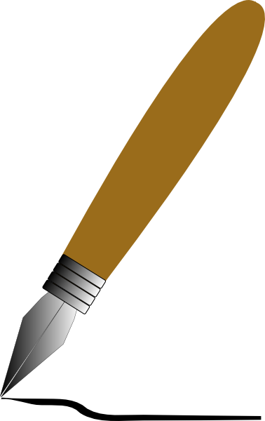 Fountain Pen Clipart | Clipart Panda - Free Clipart Images