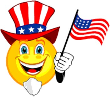 Fourth Of July Clipart Clipart Panda Free Clipart Images