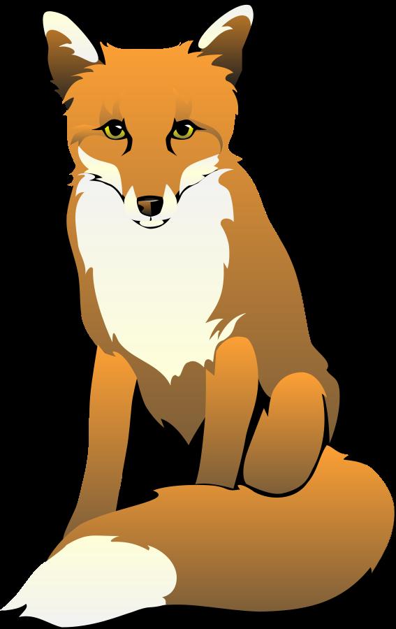 fox clip art images clipart panda free clipart images