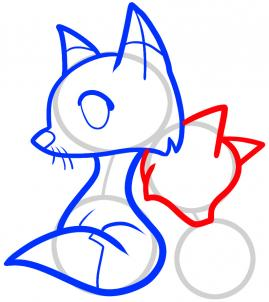 Fox face drawing clipart panda free clipart images for How to draw websites for free