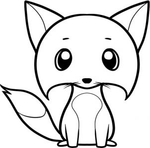 How To Draw A Fox For Kids How To Draw A Fox For Kids