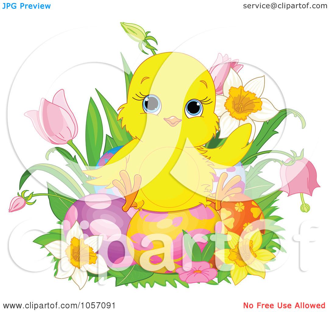 free easter flower clip art - photo #41