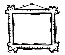 Picture frame clipart  Frame Clip Art Black And White | Clipart Panda - Free Clipart Images