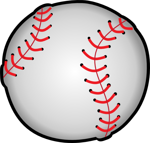 Free baseball clipart borders | Clipart Panda - Free Clipart Images
