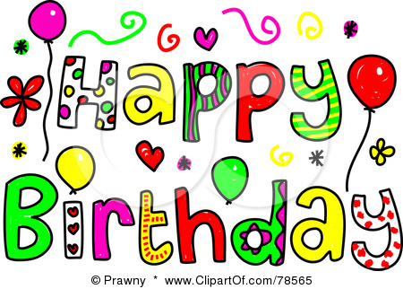 Free Happy Birthday Clip Art Clipart Panda Free