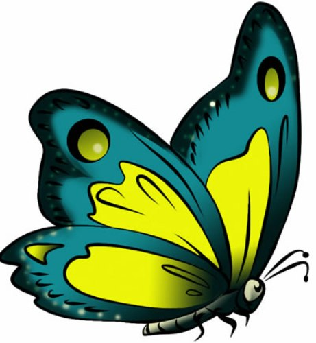 Free Butterfly Clip Art Graphics | Clipart Panda - Free Clipart Images