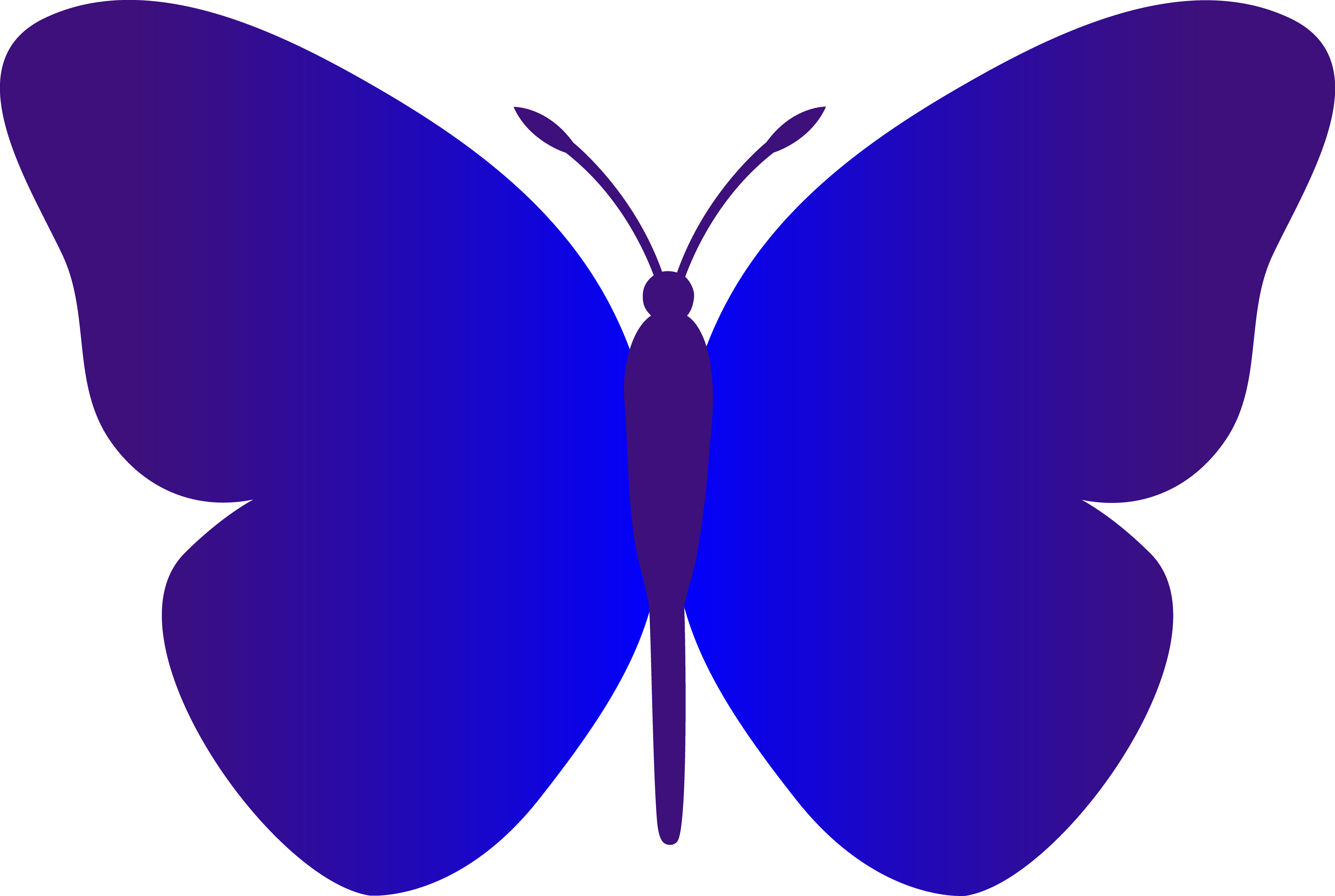 Free butterfly clip art graphics clipart panda free for Free drawing sites