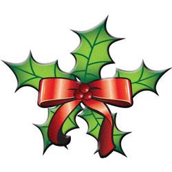Free Christmas Clip Art Holly | Clipart Panda - Free ...