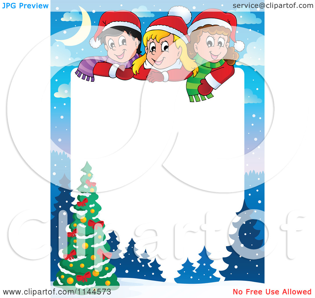 image relating to Free Christmas Clipart Borders Printable known as Cost-free Xmas Clipart Borders Printable Clipart Panda