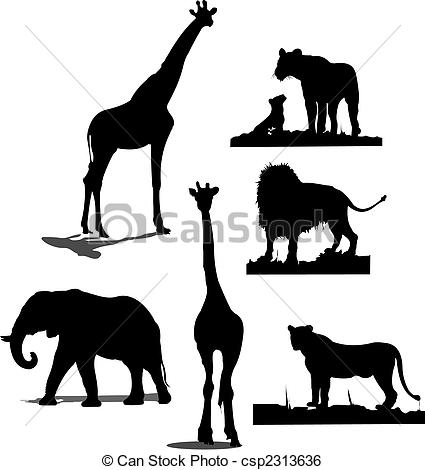 Free Clip Art Animals Black And White Clipart Panda Free Clipart