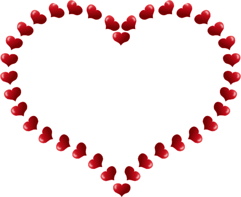 heart border clip art clipart panda free clipart images rh clipartpanda com pink heart border clip art red heart border clip art