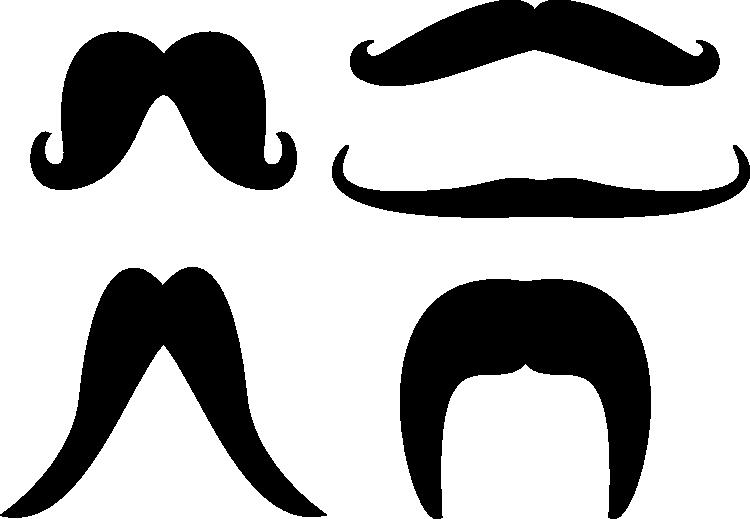 mustache black background clipart rh worldartsme com Horseshoe Template Clip Art American Flag Background Clip Art