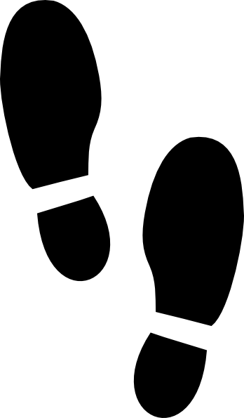 Children Walking Feet Clip Art | Clipart Panda - Free Clipart Images
