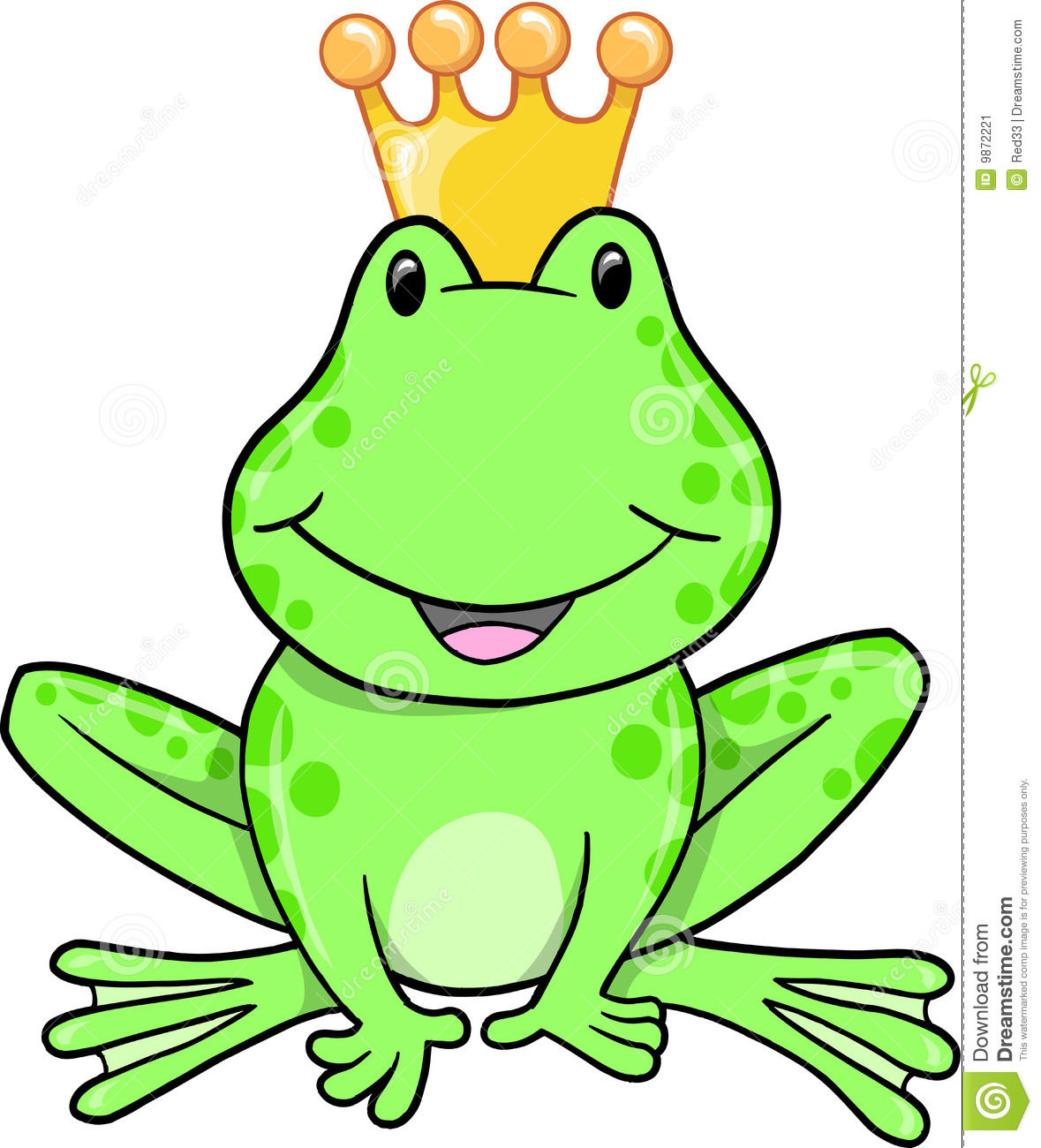 cute frog prince clipart clipart panda free clipart images rh clipartpanda com Prince and Princess Clip Art of Cartoon Frogs Prince and Princess Clip Art of Cartoon Frogs