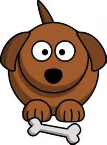 Dog Treat Cartoon Pictures