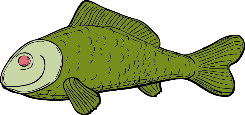 Free Fish Clip Art To Print | Clipart Panda - Free Clipart Images