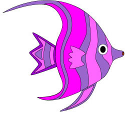 free fish clipart for kids clipart panda free clipart images rh clipartpanda com School of Fish Clip Art Cute Fish Clip Art