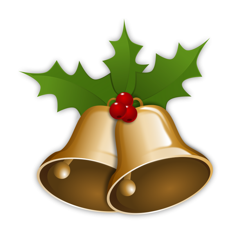 Christmas Bells Clip Art | Clipart Panda - Free Clipart Images