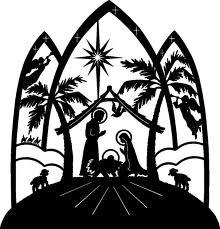 Clip Art Nativity Silhouette Clip Art Free free nativity clipart silhouette panda images clipart