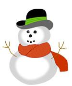 Winter Snowman Clip Art | Clipart Panda - Free Clipart Images