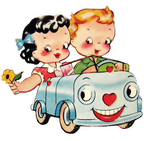 Valentine S Day With Car