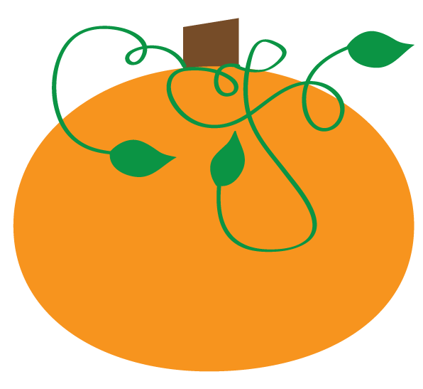 Pumpkin Vine Clipart | Clipart Panda - Free Clipart Images